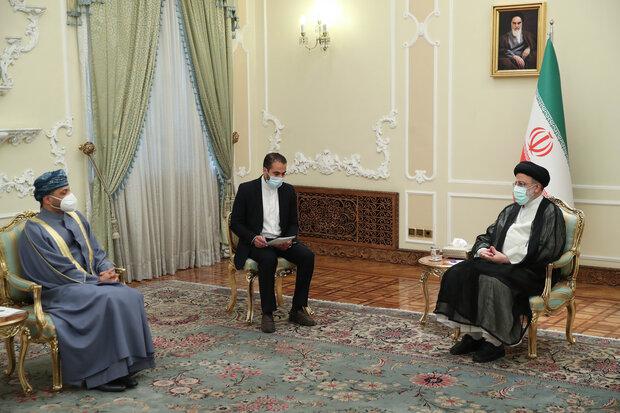 Tehran-Muscat ties based on historical ties, similarities