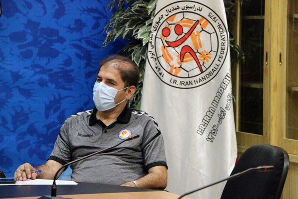 برنامه های کمیته داوران فدراسیون هندبال تشریح شد