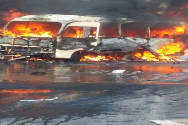Explosion hits military bus in eastern Damascus: Report