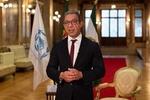 رئيس الاتحاد البرلماني الدولي (IPU) يصل الى طهران