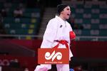 پیروزی سارا بهمنیار در گام نخست المپیک