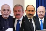 Tehran becomes hub for political leaders despite pandemic