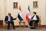 Reisi: İran güçlü bir Irak'tan yanadır