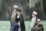 بدء مراسم أداء اليمين الدستورية للرئيس الإيراني الجديد