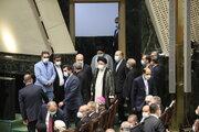 Cumhurbaşkanı Reisi'nin yemin töreninden kareler