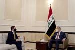 دیدار مقامات عالی رتبه عراق با سفرای انگلیس و آمریکا