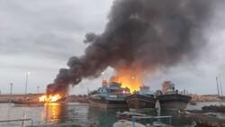مالکان شناورهای حادثهدیده در گناوه حمایت میشوند