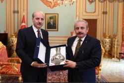 TBMM Başkanı ile AK Parti Genel Başkanvekili Tahran'a geliyor