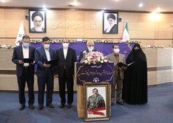مراسم تحلیف اعضای ششمین دوره شورای شهر مشهد برگزار شد