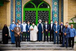 مراسم تحلیف ششمین دوره شورای اسلامی شهر کرج