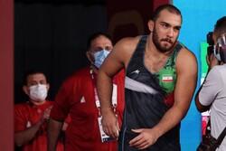 امیرحسین زارع پرچمدار ایران در اختتامیه المپیک شد