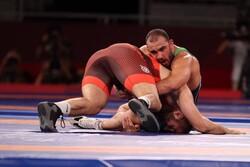 Iran's Zare takes bronze medal at Tokyo 2020