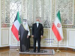 Iran, Kuwait FMs discuss ties, regional issues in Tehran