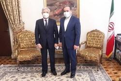 İran'ın politikası bölge ülkeleriyle diyalog yapmaktır