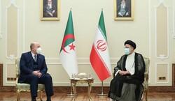اية الله رئيسي: الجزائر تذكرنا بمقاومة الاحتلال