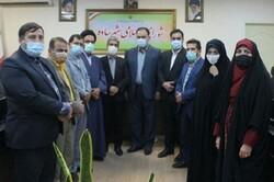 حاج امینی رئیس شورای شهر ساوه شد