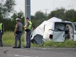 ٹيکساس میں ٹریفک حادثے کے نتیجے میں 10 افراد ہلاک