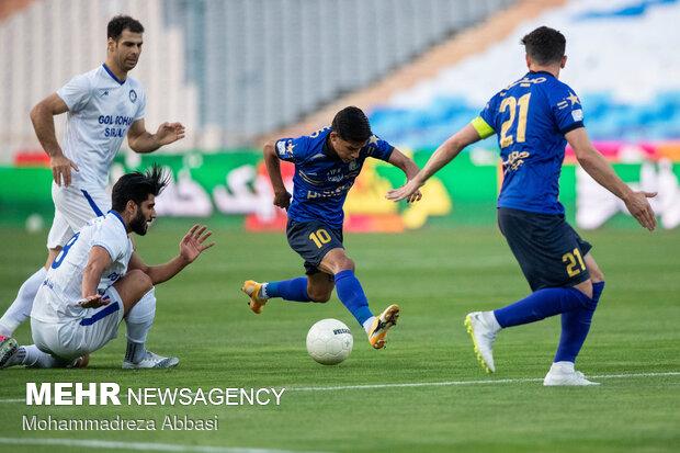 Esteghlal vs Gol Gohar Sirjan in Hazfi semifinals