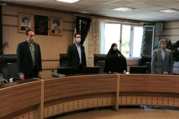 مهدی ترابی رئیس شورای شهر شاهرود شد