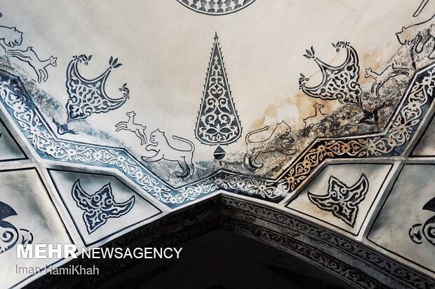 حمام تاریخی چمن کبابیان همدان