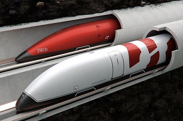 سفر ۱۷ دقیقهای از ژنو به زوریخ با قطارهای هایپرلوپ