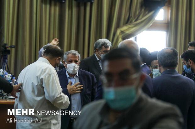 آئین تحلیف ششمین دوره شورای اسلامی شهر تهران