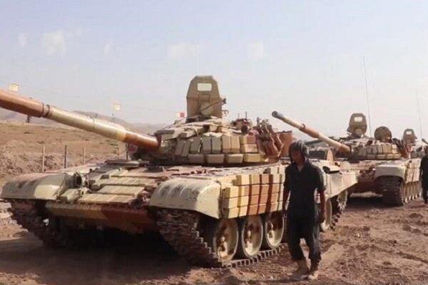 مانور نظامی مشترک روسیه در مجاورت مرز افغانستان آغاز شد