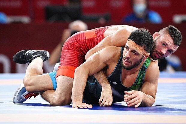 رضا اطری بعد از ناکامی در کسب مدال: گوشت بدنم را آب کردم اما نشد
