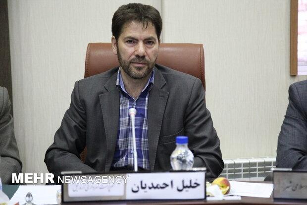 «خلیل احمدیان» سرپرست شهرداری اردبیل شد