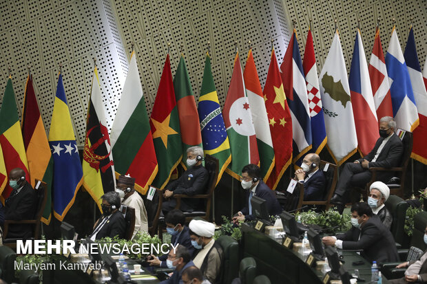 Swearing-in ceremony of President Raeisi