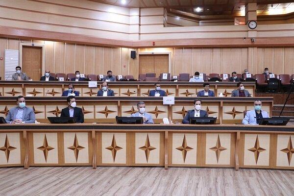 ترکیب هیئت رئیسه شورای شهر رشت مشخص شد