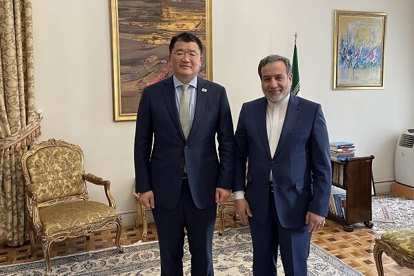 مقام کره جنوبی از دیدارهای سازنده در ایران خبر داد