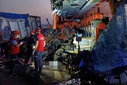 Manisa'da feci kaza: 9 ölü, 30 yaralı