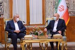 İran Filistin'e desteğini yineledi