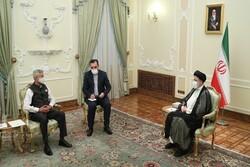ایران برای روابط گسترده با هندوستان اهمیت ویژهای قائل است