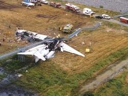 امریکہ میں مسافر بردار طیارہ کے حادثے میں 6 افراد ہلاک