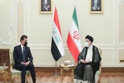 Yeni Cumhurbaşkanı Reisi, Neçirvan Barzani'yi kabul etti