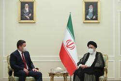 ظرفیتهای بالایی برای گسترش روابط با قرقیزستان داریم