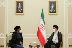 Iran, S Africa have great capacities to expand ties: Raeisi
