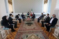 فرصتهای اقتصادی برای سرمایه گذاران قزاقستانی در ایران وجود دارد
