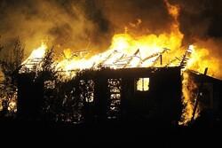 ABD'nin California eyaletindeki yangında tarihi kasaba yok oldu