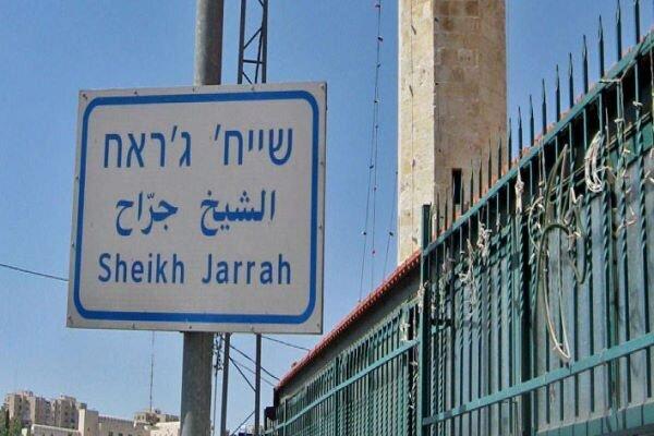اسراییل از کوچ اجباری فلسطینیان شیخ جراح خودداری کند