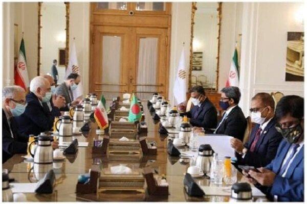 Iran, Bangladesh discuss bilateral relations