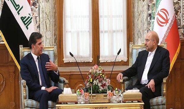 تاکید بر توسعه بازارچهها و مناطق آزاد در مرزهای مشترک ایران و عراق