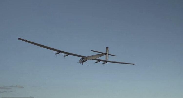 هواپیمای بی سرنشین ۹۰ روز در آسمان پرواز می کند