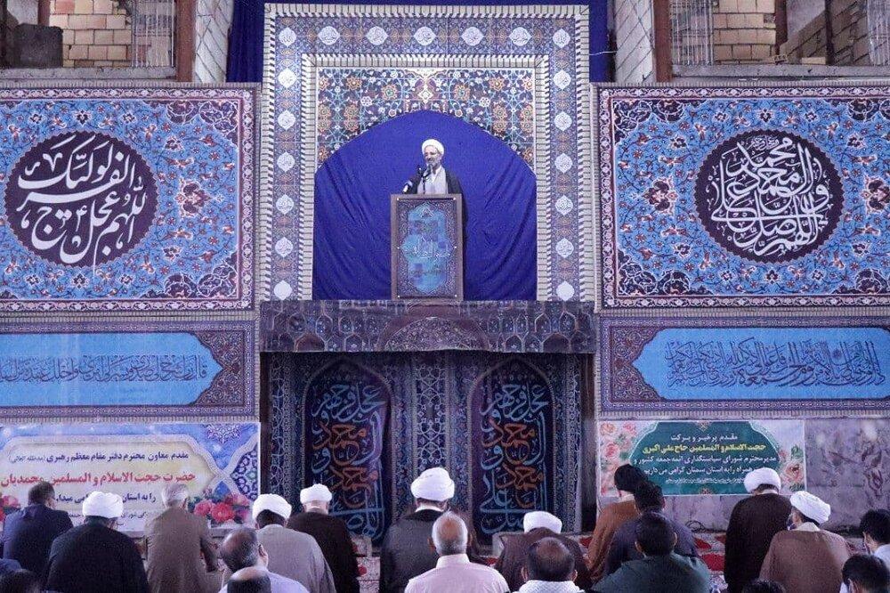 لزوم حضور در راهپیمایی اربعین/موکبهای استان سمنان برپا میشوند