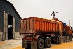 حمل جاده ای ۱۱ میلیون تن کالای اساسی در سال جاری