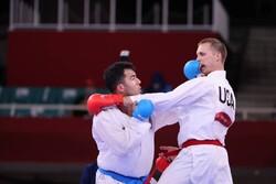 سجاد گنجزاده به فینال صعود کرد/ یک مدال طلا در انتظار ورزش ایران