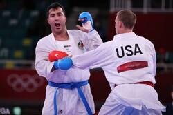 مدال گنجزاده قطعی شد/ مبارزه با ترکیه برای صعود به فینال