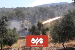 VIDEO: Moments when Israeli aggression responded with rockets